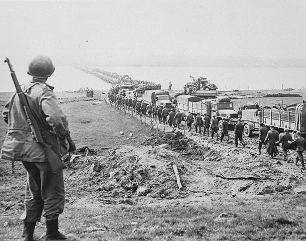 The Rhineland Offensive